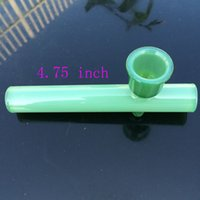 2017 oil rig glass spoon pipe glass pyrex oil burner bubbler...