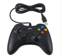 Gamepad USB con cable Joypad PC Joystick Game Controllers para PC con computadora portátil