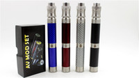 New Carbon Fiber Long AV Able Mod Mechanical Mod E Cigarette...