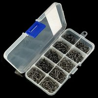 500pcs 1box NO. 6- 15 High Carbon Steel Tube for ise Barbed Ho...