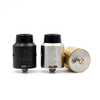Vaporizer GOON V4 RDA Atomizer 24MM with Wide Bore Drip Tip ...