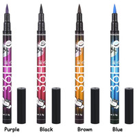 YANQINA 36H Black Long Lasting Eye Liner Pencil Waterproof E...