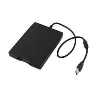 """Freeshipping Portable 3.5 """"USB Unità disco floppy disk esterno per laptop 1.44MB FDD per PC Windows"""