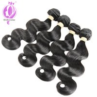 Brazilian Human Hair Body Wave 4 Bundles 100% Unprocessed Vi...