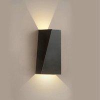 1 PC 6 W Indoor LED Arandela Luminária Up Down Wall Lâmpada para Sala de estar Quarto Corredor Escada
