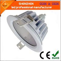 Wasserdichtes dimmable geführtes downlight ip65 der Qualitäts SMD 5730 rundes 7W 9W 12W 12W 15W 18W 24w geführtes Licht