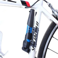 حار بيع متعددة الوظائف دراجة مضخة الهواء دراجة الإطارات مضخة مصغرة دراجة نافخة 4 ألوان مصغرة دراجة الاطارات مضخات out264