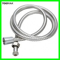 1. 5M Bathroom Anti- twist Stainless Steel Shower Hose Flexibl...