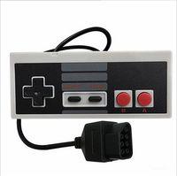 Ретро Новый Замена Игровой Контроллер Pad Joypad Геймпад для Nintendo NES 8 Бит Системная Консоль Control Pad Высокое Качество БЫСТРАЯ ДОСТАВКА