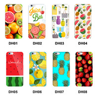 Lovely Colorful Summer Fruit Phone Case Cover for iPhone 8 7...