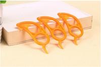 الليمون البرتقال الحمضيات فتاحة مقشرة المزيل القطاعة القاطع لطيف شكل الماوس بسرعة تجريد أداة مطبخ الفاكهة الجلد المزيل سكين