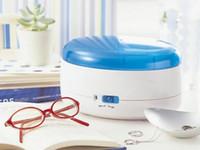 2017 جديد أدوات التنظيف المنزلية عالية الجودة سونيك موجة المجوهرات النظارات نظافة التنظيف بالموجات حرية الملاحة