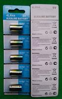 5 قطع / نفطة بطاقة 476A 4LR44 28A A544 L1325 6 فولت قلوية البطارية بالجملة للكلاب الياقات الكاميرات 100٪ الطازجة الزئبق الحرة 0٪ hg pb
