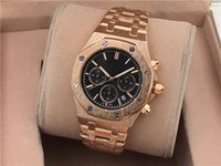 AAA Quality Men Watches Stainless Steel Quartz Wristwatches ...