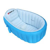 New Baby Kids Swimming Pool Summer Children Bathtub Inflatable Foldable Bath  Pool For 0 3 Years Old Baby Portable Shower Basin