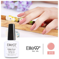 Wholesale- Elite99 UV Nails Pure Nude Series Gel Polish 10ml ...