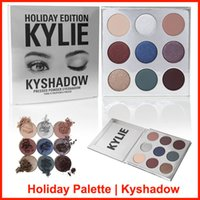 New Christmas kylie holiday edition eyeshadow Kylie Jenner h...