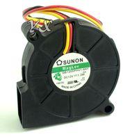 Ny och original GB1205PHV1-8AY F.GN 5015 5cm 12V 1.2W Magnetisk lagerkylfläkt för Sunon 50 * 50 * 15mm