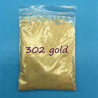 Gold Pigment Pearl Dye Proszek Ceramiczny Proszek Powłoka Do Powłoki Motoryzacyjne Art Crafts Coloring do skóry 100g na paczkę,