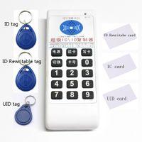 Frequenza di NFC RFID 125khz IC ID Duplicatore Duplicatore Lettore 250khz 375khz 500khz 625khz 750khz 875khz 1Mhz 9 Frequenza