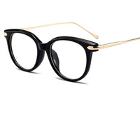Women Eyeglasses Frame Acetate Cat- Eye High Quality Fashion ...