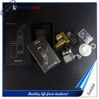 Exclusivité Grand Verre Bongs 510nail Wax Vaporizer Vape portable Box Mod 510nail avec 18350battery pour Shisha / Hookah.