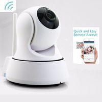 HD de sécurité à domicile sans fil Mini surveillance de caméra IP Surveillance caméra de surveillance Wifi 720P Night Vision Caméra CCTV Baby Monitor