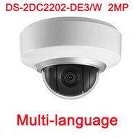 Multi- language version DS- 2DC2202- DE3 W 1080P 2MP Instock Mi...