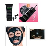 HOT sale Black Suction Mask 50ml SHILLS Deep Cleansing purif...