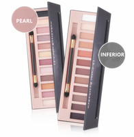 12 colors Naked Eyes Makeup eyehadow palette Pearl matte Inf...