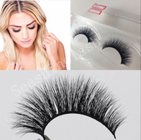 2Pairs High Quality False Eyelash Beauty Luxury 3D Mink Eyel...