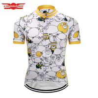 Crossrider 2017 hot Despicable Me Men Minions Cycling Jersey...