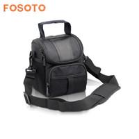 FOSOTO DSLR CAMERA BAG CASE VOOR NIKON D3400 D5500 D5300 D5200 D5100 D5000 D3200 voor Canon EOS 750D 1100D 1200D 700D 600D 550D