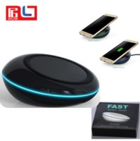 Cobblestone Wireless Charger for Iphone X Support fast charg...