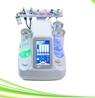 6 in 1 oksijen jet kabuğu cilt sıkma oksijen tedavisi yüz gençleştirme oksijen konsantratörü