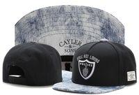 2017 Gorras Cayler Sons STILL DEĞIL DEĞIL POLICE Snapback Beyzbol Kapaklar Mens Casquette Kemik Moda Spor kap Kadınlar Için Hip Hop şapkalar