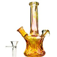 2017 Newest Colorful Mini Rigs Bongs with Bowl Straight Perc...