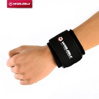 WINMAX Wrist Support Straps Grip Weight Lifting Training Gym...