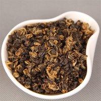 200г китайский Organic черный чай Yunnan Ранняя весна Мед Rhyme золото Винт Красный чай Новая весна Чай зеленый еды Preferred