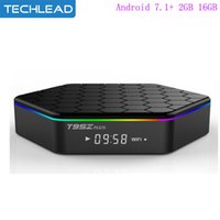 T95Z Plus 3GB 32GB Android 7. 1 TV Box Dual Band 5G WIFI 4K S...