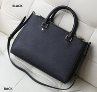 M fashion handbags double zipper European and American style...
