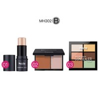 In Stock ! Magical Halo Makeup Set Shimmer Stick + Double Co...