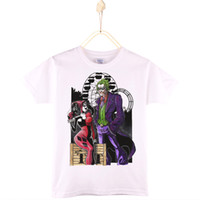2017 New Children T- shirt Cotton Suicide Squad Harley Quinn ...