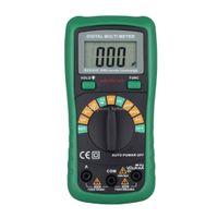 UT33D / UT136B Dijital Otomatik Aralığı Güç LCD Multimetre Voltmetre Ampermetre Ohmmetre OHM Kapasite Test Cihazı E00661 OST
