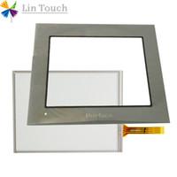 Yeni AGP3302-B1-D24 AGP3301-S1-D24 AGP3301-L1-D24 HMI PLC Dokunmatik Ekran VE Ön etiket Film Dokunmatik ekran VE Frontlabel