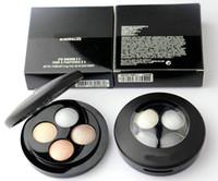 Бесплатная доставка 2017 новый макияж минерализовать 4 цвета тени для век (60 штурмов / лот)
