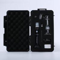 Ultima sigaretta elettronica Kit vaporizzatore a base di erbe a secco G9 Greenlightvapes HENAIL PLUS Portable Enail CARB Cap DABBER Strumento per cera