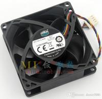 Cooler Master FA08025M12LPA 12V 0.45A 80 * 80 * 25mm 8cm 4 Linje PWM Hydraulisk tyst CPU-fläkt