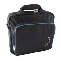 Black Multifunctional Travel Carry Case Carrying Bag For Pla...