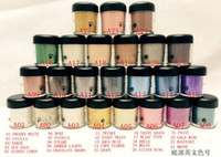 24 PCS FREE SHIPPING good quality Lowest Best-Selling Newest product 7.5g pigment Eyeshadow English Name and number & gift